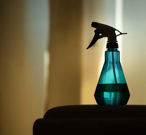 vinagre para las pulgas