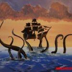 ¿El Kraken existe o existió? Explicación del mito, ¿fue pulpo o calamar?